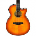 Deals List: Ibanez AEG20II Flamed Sycamore Top Cutaway Electric Guitar