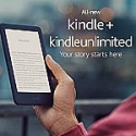 Deals List: All-new Kindle - Now with a Built-in Front Light - Black - Includes Special Offers (Without 3-Month Kindle Unlimited Trial)