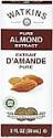 Deals List: Watkins Pure Almond Extract, 2 Fl Oz (Pack of 1)