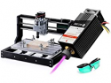 Deals List: SainSmart Genmitsu CNC 3018-PRO Router Kit, GRBL Control 3-Axis Plastic Acrylic PCB PVC Wood Carving Milling Engraving Machine, XYZ Working Area, 300x180x45mm