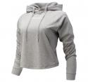 Deals List: Women's Relentless Crop Hoodie Performance Clothing Long Sleeve