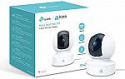 Deals List: Kasa Dome Indoor Security Camera by TP-Link, 1080p HD Smart Home Pan/Tilt Camera with Night Vision, Motion Detection for Pet Baby Monitor, Works with Alexa & Google Home (KC110)