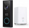 Deals List:  eufy Security Wireless Video Doorbell (Battery-Powered) with 2K HD, No Monthly Fee, On-Device AI for Human Detection, 2-Way Audio, Simple Self-Installation
