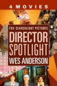 Deals List: Fox Searchlight Pictures Wes Anderson 4 Movies HD Digital