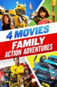 Deals List: Family Action Adventures 4-Movies Collection 4K UHD Digital