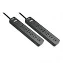 Deals List: APC Power Strip Surge Protector 2-Pack, PE66DP, 1080 Joule, 6 Outlet Surge Strip