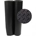 Deals List: Rubber-Cal Diamond Plate Rubber Flooring Rolls 3mmx 4ft Rolls