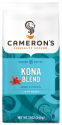 Deals List: Cameron's Coffee Roasted Ground Coffee Bag, Kona Blend, 12 Ounce