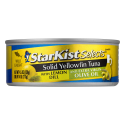 Deals List: StarKist Selects E.V.O.O. Solid Yellowfin Tuna with Lemon Dill and Extra Virgin Olive Oil - 4.5 oz Can (Pack of 12)