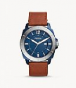 Deals List: Fossil Townsman Chronograph Amber Leather Watch