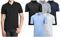Deals List: Men's Premium Weight Soft Cotton Blend Polos 5-Pack