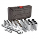 Deals List: Powerbuilt 38 Pc 1/4-in Drive SAE and Metric Mechanics Tool Set