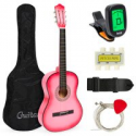 Deals List: BCP 38-in Beginner Acoustic Guitar Starter Kit w/Case