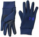 Deals List: Under Armour Men's Armour Liner 2.0 Gloves (Med. & Large, Academy Blue)