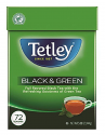 Deals List: Tetley Tea Bags, Black and Green, 72 Count