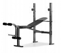 Deals List: Weider XR 6.1 Multi-Position Weight Bench with Leg Developer and Exercise Chart