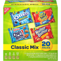 Deals List: Nabisco Classic Mix Variety Pack with Cookies & Crackers, 20 Count Box, 20 Ounce (Pack of 20)
