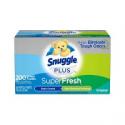 Deals List: 400CT Snuggle Plus SuperFresh Fabric Softener Dryer Sheets + $5 GC