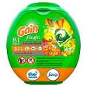 Deals List: Gain flings! Laundry Detergent Pacs plus Aroma Boost, Island Fresh Scent, HE Compatible, 81 Count