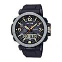 Deals List: Casio Men's Pro Trek Japanese-Quartz Watch with Resin Strap, Black, 23.77 (Model: PRG-600-1CR)