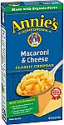 Deals List: 6-oz Annie's Macaroni & Cheese (Classic Cheddar)