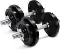 Deals List: Yes4All Adjustable Dumbbells 40, 50, 52.5, 60, 105 to 200 lbs with Connector Options