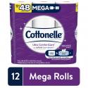 Deals List: Quilted Northern Ultra Plush Toilet Paper, 18 Mega Rolls (= 72 Regular Rolls)