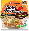 Deals List: Nongshim Bowl Noodle Soup, Spicy Chicken, 3.03 Ounce (Pack of 12)