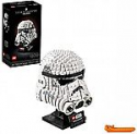 Deals List: LEGO Star Wars Stormtrooper Helmet 75276 Building Kit, Cool Star Wars Collectible for Adults, New 2020 (647 Pieces)