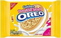 Deals List: Oreo Golden Double Stuf Sandwich Cookies, 15.25 oz