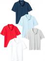 Deals List: 2 Old Navy Boys Uniform Short-Sleeve Performance Polo