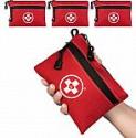 Deals List: 3-Count Swiss Safe First Aid Kit Pouch (64-Piece)