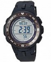Deals List: Casio Men's Pro Trek Quartz Watch with Resin Strap, Black, 23 (Model: PRG330-1)