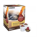 Deals List: Keurig K-Cup Java Roast Breakfast Blend Coffee Pods 24/Box