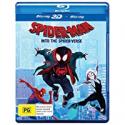 Deals List: Spider-Man: Into the Spider-Verse 3D Blu-ray
