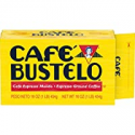 Deals List: Café Bustelo Coffee Espresso Ground Coffee Brick, 16 Ounces (Pack of 12)
