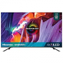 Deals List: Hisense 50-Inch Class H8 Quantum Series Android 4K ULED Smart TV with Voice Remote (50H8G, 2020 Model)