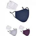 Deals List: 3-pack LANDOU Reusable Fabric Face Masks & PM2.5 Filters Kit