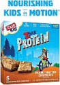 Deals List: 5-Ct CLIF KID ZBAR Peanut Butter Chocolate Protein Granola Bars