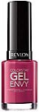 Deals List: Revlon ColorStay Gel Envy Longwear Nail Polish, with Built-in Base Coat & Glossy Shine Finish, in Plum/Berry, 400 Royal Flush, 0.4 oz