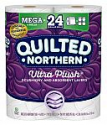 Deals List: 24-Ct Quilted Northern Ultra Plush Toilet Paper Mega Rolls
