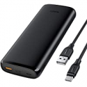 Deals List: AUKEY USB C Power Bank 20000mAh Portable Charger