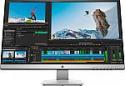 """Deals List: HP - 27q 27"""" LED QHD Monitor - Pike Silver"""
