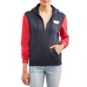 Deals List: EV1 from Ellen DeGeneres 2-Tone Ombre Heart Zip-Up Hoodie Jacket