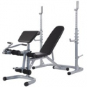 Deals List: BalanceFrom Workout Station Adjustable Olympic Workout Bench
