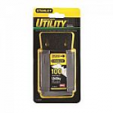Deals List: Stanley Steel Heavy Duty Blade Dispenser with Blades 2-7/16 in. L 100 pc