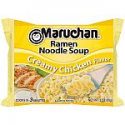 Deals List: Maruchan Ramen Creamy Chicken Flavor, 3 oz, 24 pack
