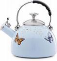 Deals List: Lenox 888256 Butterfly Meadow Tea Kettle