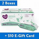 Deals List: 1600-Ct Parent's Choice Fragrance Free Baby Wipes + $10 Walmart Gift Card