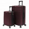 Deals List:  Pathfinder Explorer 2.0 2-piece Hardside Spinner Luggage Set